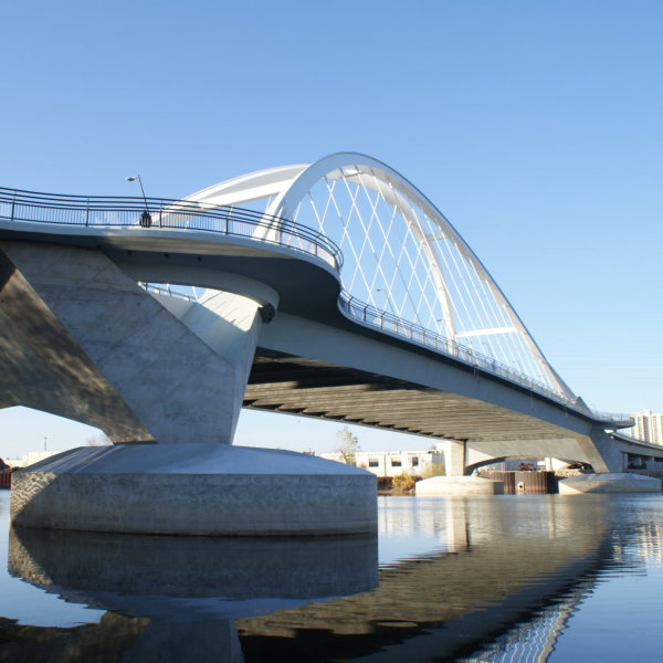 Lowry Avenue Bridge Project over the Mississippi River