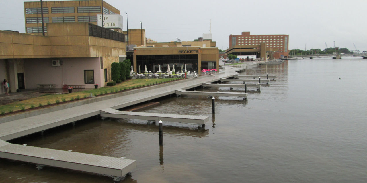 City Center Riverwalk